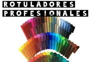 Rotuladores profesionales marcadores de alcohol profesionales para pintar y colorear