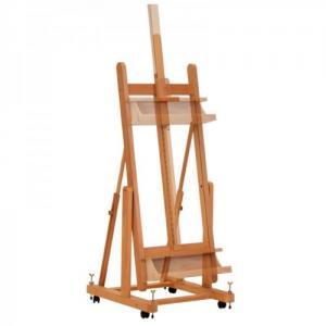 Comprar caballete profesional de estudio de madera