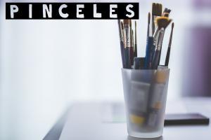 comprar pinceles profeionales para pintar oleo acrilico acuarela