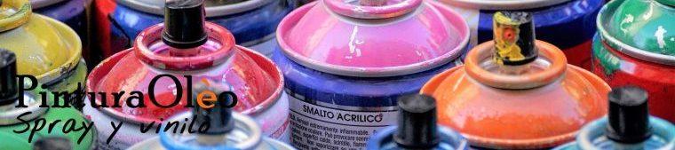 sprays y vinilo liquido pinturaoleo.es