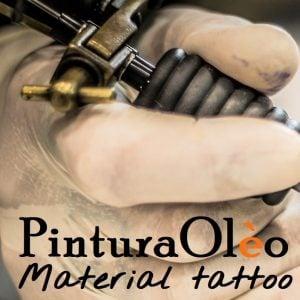 material para tatuar