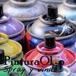 sprays y vinilo liquido