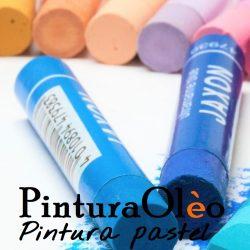 pintura pastel